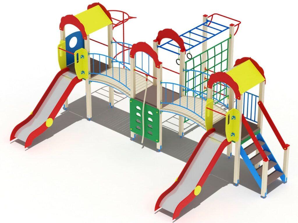 сертификация детский городок